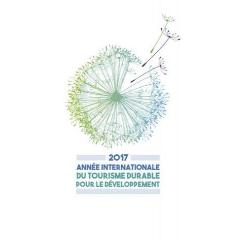 Logo année internationale du tourisme durable