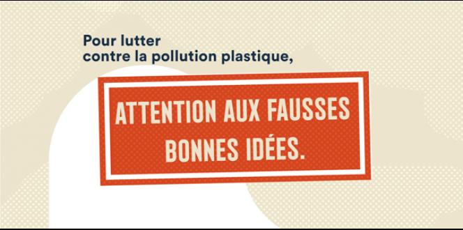 Infographie - Lutter contre la pollution plastique