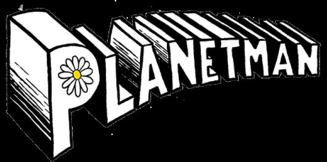 Planetman BD action climat