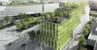 Nature = Futur ! Des algues dans nos villes