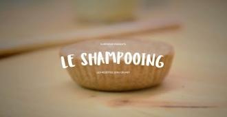Trousse de toilette Zéro Déchet : shampooing