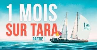 LÉA CAMILLERI - 1 MOIS D'EXPÉDITION À BORD DE TARA PACIFIC