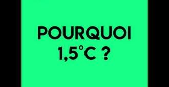 RAC - Rapport GIEC 2018 - Réchauffement climatique