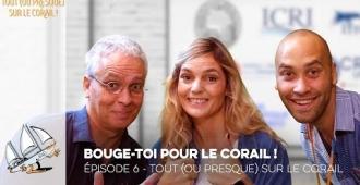 Tout (ou presque) sur le corail - Episode 6 - Bouge-toi pour le corail !